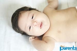 ปอดบวม ลูกทารกขี้ร้อน อากาศร้อน