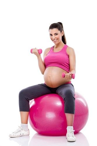 น้ำหนักตัวของแม่ท้อง