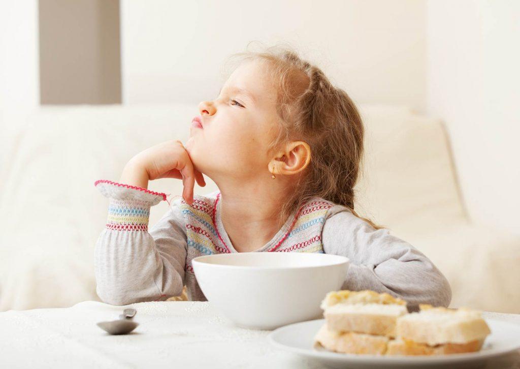 ลูกไม่กินข้าวเช้า