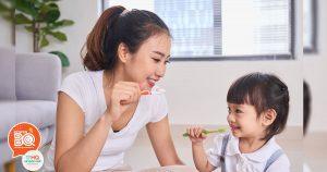 หมอเตือนการแปรงฟันลูก