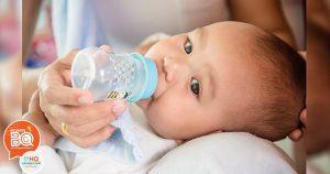 ป้อนน้ำให้ลูกน้อยเสี่ยงอันตราย