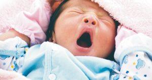 อาการปกติของทารกแรกเกิด