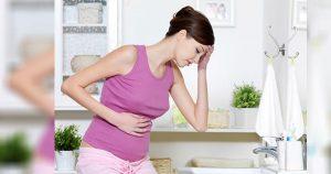 อาการคนท้องระยะแรก หรืออาการแพ้ท้องในคุณแม่ตั้งครรภ์