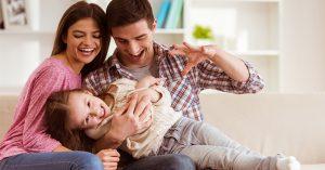 ความสัมพันธ์ในครอบครัว