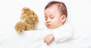 เคล็ดลับฝึกลูกนอนหลับ