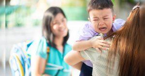 ลูกไม่อยากไปโรงเรียน