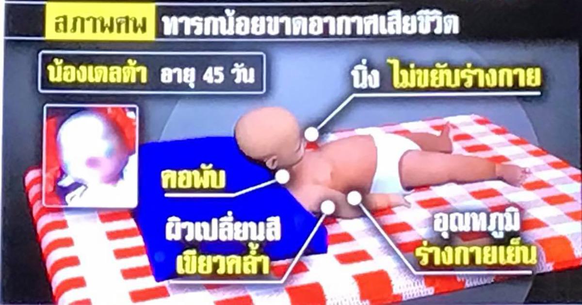 โรคไหลตายในทารก SIDS