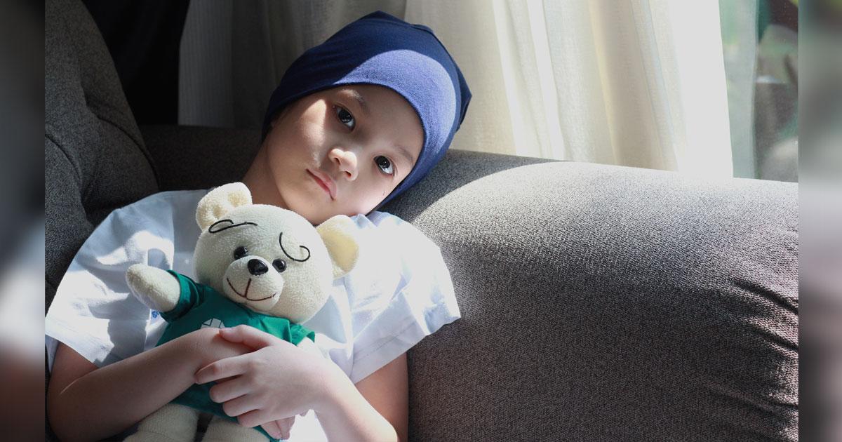 มะเร็งในเด็ก
