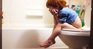 ฝึกลูกเข้าห้องน้ำเอง