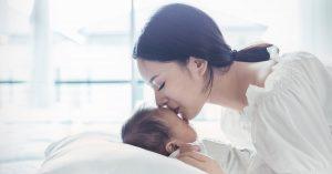 วิธีดูแลผิวเด็กทารก