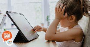 เครียดเพราะเรียนออนไลน์