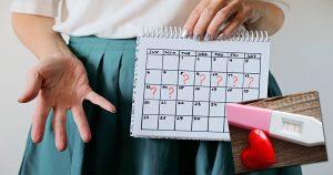 ประจำเดือนเลื่อน กี่วันถึงจะท้อง